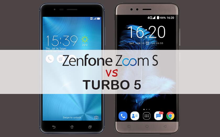 Adu Baterai 5000 mAh, Asus ZenFone Zoom S vs InFocus Turbo 5