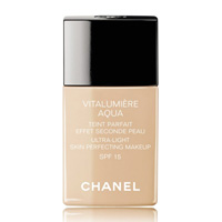 Chanel Vitalumiere Aqua Ultra Light Skin Perfecting Make Up SPF15 30ml fb1ca7f76f