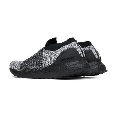 bbfa80a4ab6a0 Adidas Ultra Boost Laceless Running Shoes Sepatu Olahraga Adidas Cek ...
