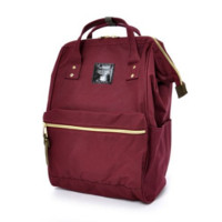 Anello Polyester Canvas Backpack Rucksack Mini Size AT-B0197B 058ebc4dd5
