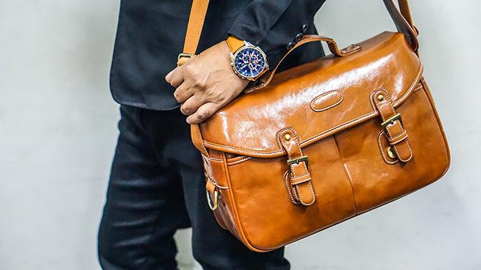 6 Brand Tas Kulit Lokal Terbaik Untuk Memulai Hari Pertama Kerja