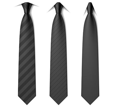 Penjepit Dasi - Kelola dasi leher Anda secara efektif