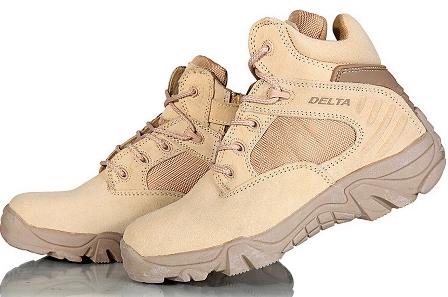 6 Cara Membedakan Sepatu Delta yang Asli dan Palsu 1951ed7339
