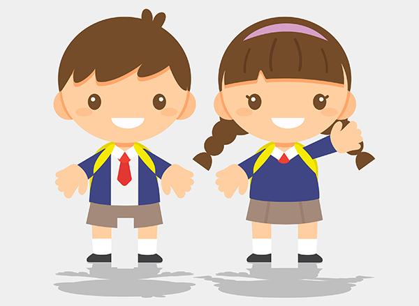 2000 Gambar Anak Tk Ke Sekolah Gratis Infobaru