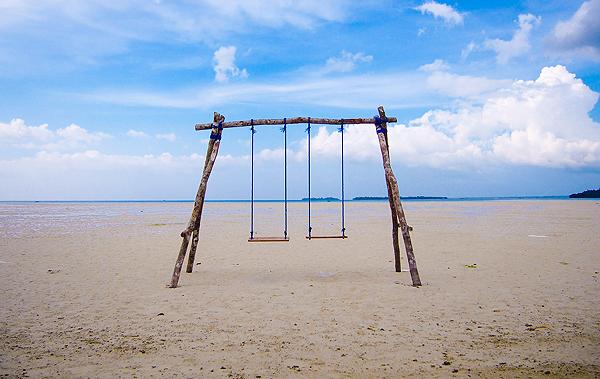 Pulau Kei Maluku Punya Pantai Dengan Pasir Terhalus Di Dunia