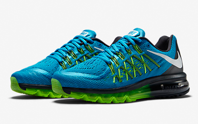 Fenomena dan kepopuleran sepatu Nike AirMax terus meningkat. Angkat tangan 4e3b4786b1